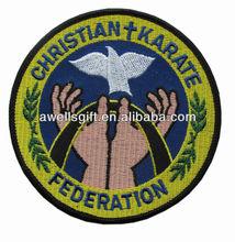 ORIGINAL MARTIAL ARTS PATCH KARATE