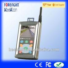 Wireless Portable mini dvr with 2.36 LCD Monitor,SD CARD Storage IR Remote Control