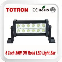 Car LED Light Bar 12V for All Off Road Cars, UTVs, ATVs, 4WD, Motorcycles