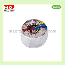 Radio Frequency Coil Toroidal Electronic Transformer