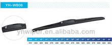 Soft wiper blade for Cameray cars with Top Quality