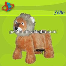 GM5921 looking for kiddie ride walking animal distributors, animals ride factory