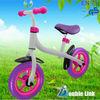 Hot sell steel kids push bikes with GS EN71