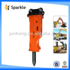 sale box silenced type of hydraulic breaker hammers , excavator parts