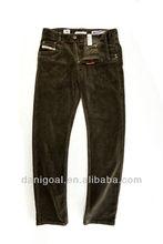 Corduroy boys comfortable jeans pants
