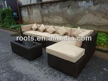 Beautiful Outdoor Patio Sofa Sectional Wicker Sofa