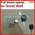 Great wall 5303300-k80-003s schlüssel und schloss