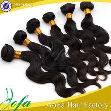 AAAAA grade wholesale virgin mongolian wavy hair weave