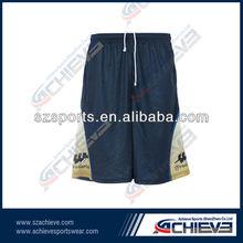 Popular sublimatiom basketball team short