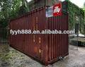 pu panel de techo de contenedor de construcción de buques