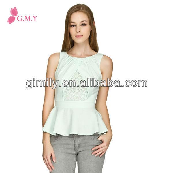blusa de moda 2014