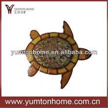 metal tortoise wall decor