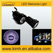 hotsale cree led super bright car logo courtesy door light