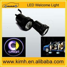 hottest 12V 5W cree led car logo courtesy door light