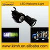 Customizing car logo laser door light, car door led lights