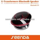 Wireless Mini Bluetooth Speaker with Bluetooth Receiver