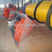 lignite coal/Zinc ore/copper ore rotary dryer
