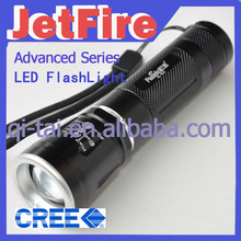 mini flashlight for hiking & emergency flashlight with Siren & outdoor lighting with radio