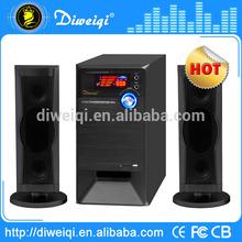 Best 45W+15W*2 /2.1 ch multimedia speaker system wth usb/sd/fm