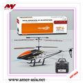 Nuevo 2013 3.5ch aleación rc helicóptero con el girocompás rey de aleación rc helicóptero