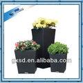venda quente rattan decorativos vasos de plantas de interior