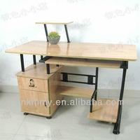 classic cheap wooden computer desk