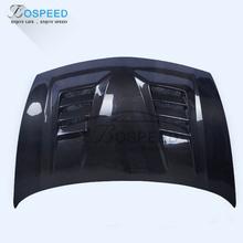 JS Racing Carbon Fiber Hood for HONDA CIVIC FD2/FD2R