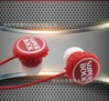 BEST SALE In-ear Earphone,promotion earphone, beer cap earphone