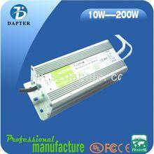 10~200Watt IP67 Constant Voltage Waterproof 12v 30w led power supply
