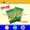 qwok 10g/sachet vegetable powder seasoning