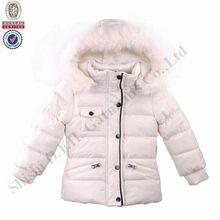 Newest children multi-color boy's padded lovely coat