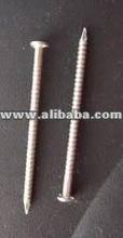 Steel Fluted Nails /cement nail /concrete nail / masonry nail