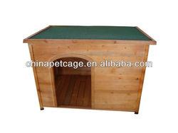 Eco-friendly wooden dog cage HX-G-008