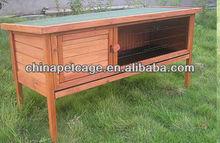 Bright Sun waterproof wooden rabbit house