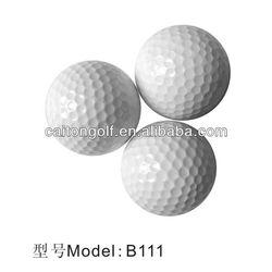 2pcs Bulk golf driving range ball practice ball golf range ball wholesale
