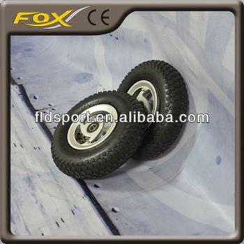High Rebound BMX Wheel Alloy dirt alu. scooter three wheel