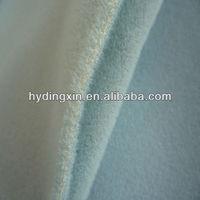 Velvet Flocked Fabric Textile