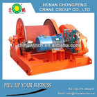 10 Ton Crane Towing Winch Cable Pulling Machine with best price