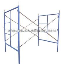 International Standard Construction Galvanized A Frame Scaffolding