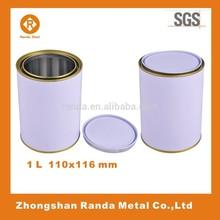 1L - 20L Whitewash / 4 color printing Paint cans