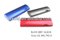 high quality aluminium hard eyeglasses case aluminum case