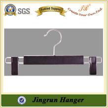 China Plastic Hanger Supplier Adjustable Plastic Pants Hanger
