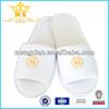High Quality Open Toe washable Comfort Hotel slipper