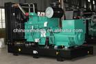 350KW open type electric power generators with KTA19-G3