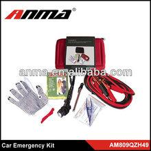 18pc roadside car emergency kit/ car emergency repair tool kit/germany car emergency kit