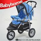 Australia 3 big air wheel baby jogger pet stroller