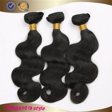 wholesale unprocessed brazilian hair bundles, grade 6A virgin brazilian hair