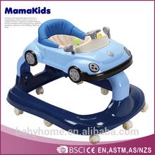 2014 Move like cars Safe EN1273:2005 baby new model baby walker