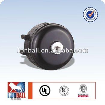 UL approval aluminum single foot refrigerator condensor fan motor