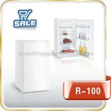 R-100 single door refrigerator